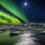 northern-lights-with-the-moon-illuminating-the-skies-and-icebergs