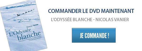 Odyssee Blanche dvd
