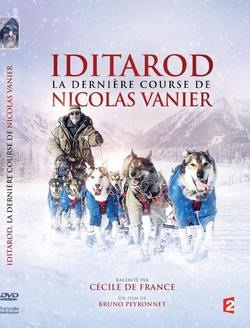 DVD Iditarod Nicolas Vanier